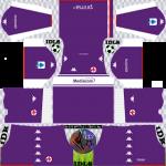 Fiorentina DLS Kits 2022 – Dream League Soccer 2022 Kits & Logos