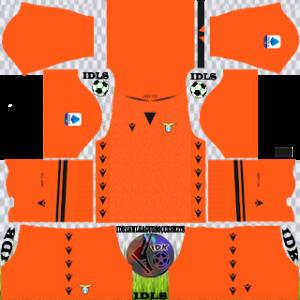 Lazio dls kit 2022 gk third