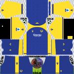 Verona FC DLS Kits 2022
