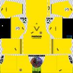 Villarreal CF DLS Kits 2022 – Dream League Soccer 2022 Kits & Logos