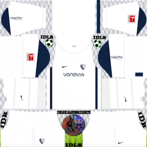 Bochum dls kit 2022 away