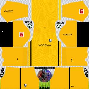 Bochum dls kit 2022 gk third