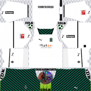 Borussia Monchengladbach DLS Kits 2022