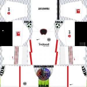 Eintracht Frankfurt dls kit 2022 third