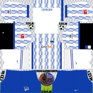 Hertha BSC DLS Kits 2022