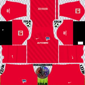 Hertha Berlin dls kit 2022 third