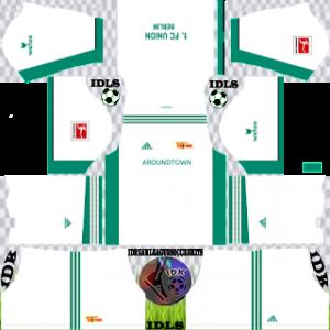 Union Berlin dls kit 2022 third